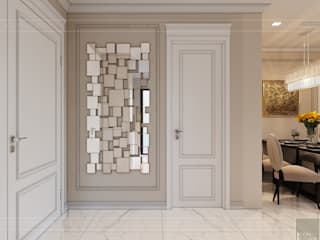 Classic style doors by ICON INTERIOR Classic