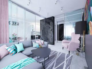 Moderne Wohnzimmer von Alena Rubtsova Modern