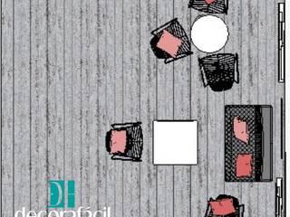 Diseño, decoración y remodelación de DECORAFACIL Moderno