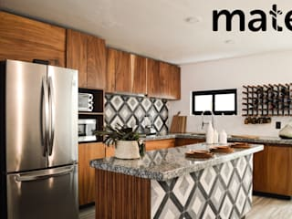Mate taller Built-in kitchens Solid Wood