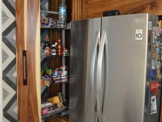 Mate taller Modern Kitchen