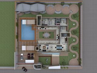 Proyecto | Casa Castellanos de Arquitectura & Diseño Mediterráneo