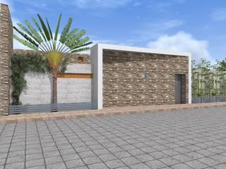 Proyecto | Casa Castellanos Casas mediterráneas de Arquitectura & Diseño Mediterráneo