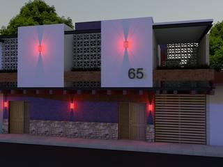 Remodelación y ampliación | Departamentos 65 de Arquitectura & Diseño Rústico