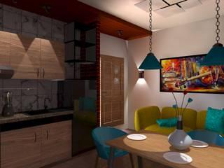 Remodelación y ampliación | Departamentos 65 de Arquitectura & Diseño Escandinavo