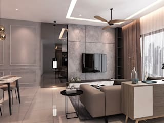 Skyvilla D'island Condo @ Puchong YL Modernize Home Enterprise