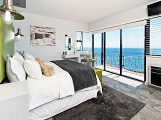 Modern style bedroom by Overberg Interiors Modern