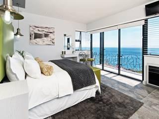 Modern Bedroom by Overberg Interiors Modern