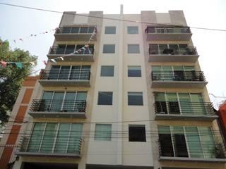MODERNO DEPARTAMENTO EN LA COLONIA DEL VALLE (CIUDAD DE MÉXICO):  de estilo  por Immobiliare MX, Minimalista
