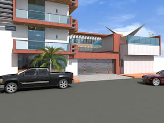 Remodelación | Hotel Lopesan Casas modernas de Arquitectura & Diseño Moderno