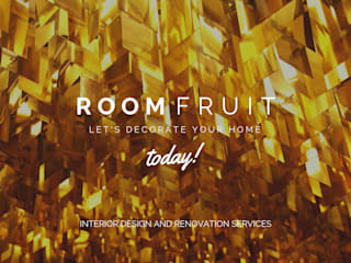 by Roomfruit Home Designs and Decor