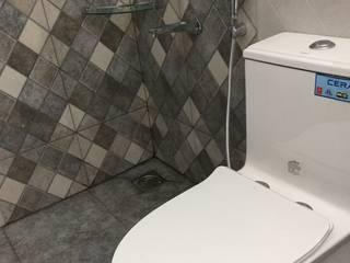 Renovation @Purva sunshine:  Bathroom by Renovart