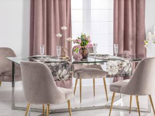 Auf der Suche nach Inspirationen für eine farbenfrohe Festtafel: modern  von Dekoria GmbH,Modern