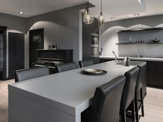 Столовые комнаты в . Автор – Mariska Jagt Interior Design, Модерн
