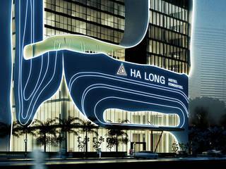 thiết kế khách sạn hiện đại Hạ Long:  Nhà by thiết kế khách sạn hiện đại CEEB
