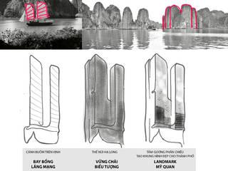 thiết kế khách sạn hiện đại Hạ Long:   by thiết kế khách sạn hiện đại CEEB