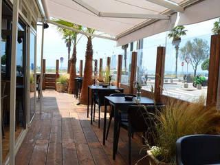 Decoración Restaurante Un Lugar :  de estilo industrial de Palets de Lujo, Industrial