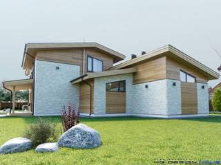 hq-design Casas de madera