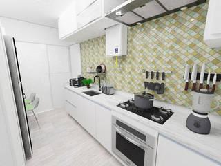 Home Staging 3D (modelação) por DG • Design de Interiores