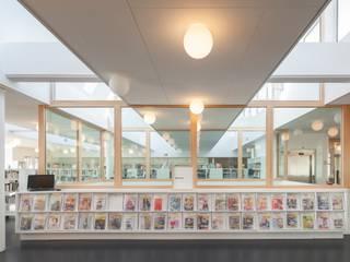 Artigo S.p.a. Modern offices & stores Rubber