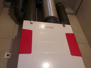 Система вентиляции с рекуперацией тепла в квартире:  в . Автор – ТЕРРИТОРИЯ Комфорта