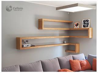 Półki na książki - Cellaio od Cellaio - półki na książki Minimalistyczny