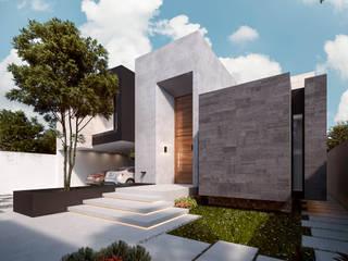 Casa CZ Casas modernas de Álvarez Bernés Arquitectura Moderno