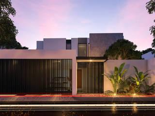 Casa CG: Casas de estilo  por Álvarez Bernés Arquitectura