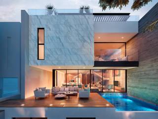 Casa Boreta de Álvarez Bernés Arquitectura Moderno
