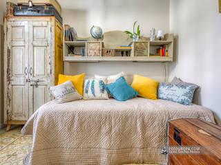 El (difícil) arte de fotografiar un piso con mucho encanto Carlos Sánchez Pereyra | Artitecture Photo | Fotógrafo Casas de estilo ecléctico