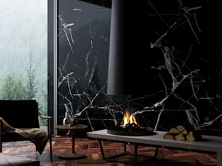 Holy - Settled Collection:   por Shelter ® Fireplace Design ,