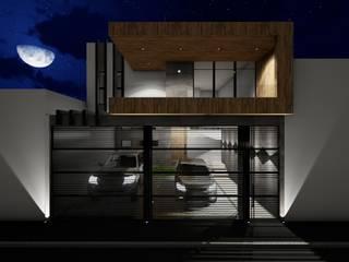 Residencia MR Casas modernas de Bitácora Moderno