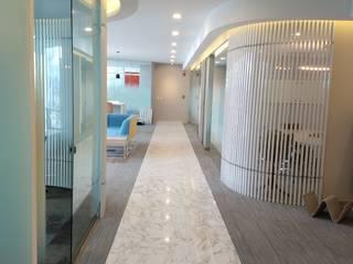Reforma 180 ADI ARQUITECTOS Pasillos, vestíbulos y escaleras modernos