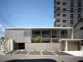 三宅歯科+住宅: 奥迫眞一建築設計事務所が手掛けた家です。,