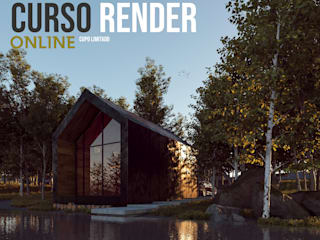 Curso Render :  de estilo  por Lio INC.