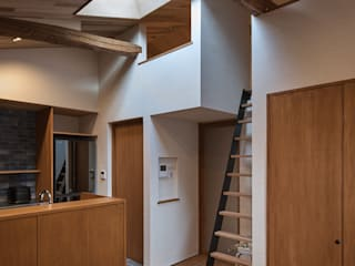 京都 西陣の家 の I.M.A DESIGN OFFICE (アイエムエーデザインオフィス)一級建築士事務所