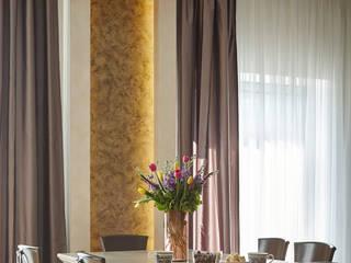 Квартира 129 кв м. в Москве. Дизайнеры Андрей и Екатерина Андреевы.:  в . Автор – Андреевы.РФ