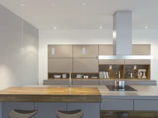Modern kitchen by Gira, Giersiepen GmbH & Co. KG Modern