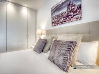 Piso turístico en Barcelona Carlos Sánchez Pereyra | Artitecture Photo | Fotógrafo Hoteles de estilo moderno