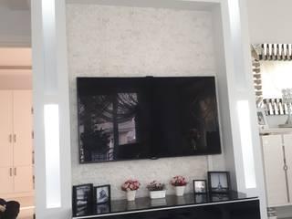 Detay Yapı Mimarlık – Aysun Hanım Salon Dekorasyonu-Tuzla:  tarz