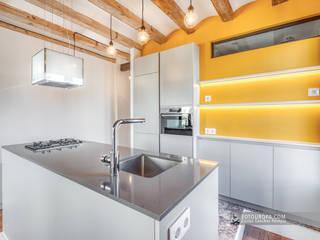 Fotografía de interiorismo en la Barceloneta Carlos Sánchez Pereyra | Artitecture Photo | Fotógrafo Cocinas de estilo mediterráneo