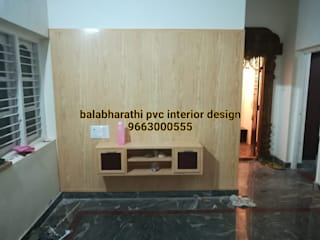 balabharathi pvc interior design Dining roomTables Wood-Plastic Composite White