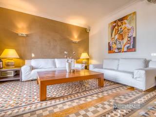 Mediterranean style living room by Carlos Sánchez Pereyra | Artitecture Photo | Fotógrafo Mediterranean