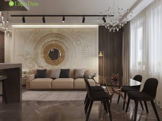 ЕвроДом Salas de estilo moderno