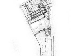 in stile  di Mano de santo - Equipo de Arquitectura