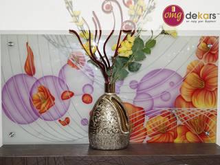 OMG Dekars Interior Projects Modern living room by OMG Dekars Modern