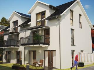 Casas modernas de CENTURY 21 Deutschland Moderno