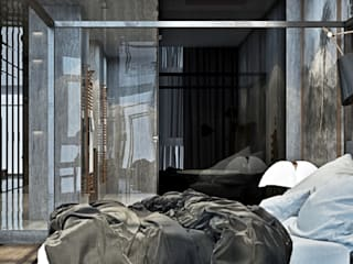 Small bedroom by DelightFULL, Modern