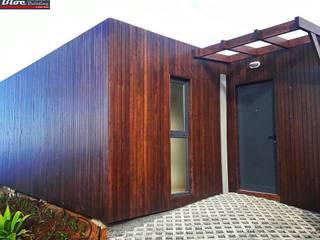 Casa Modular modelo BLOC LINEA T1 de 36 m2 por BLOC - Casas Modulares