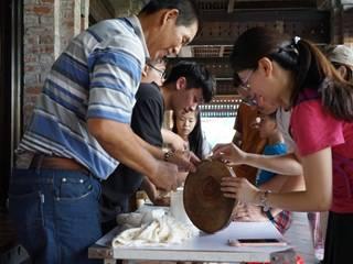木拍週|遊客體驗活動 根據 製材所 Woodfactorytc 日式風、東方風